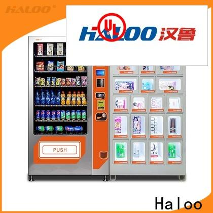 Haloo condom machine supplier for adults