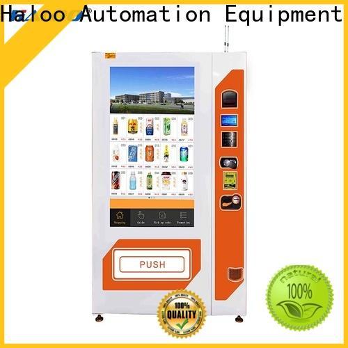 intelligent healthy vending machines manufacturer for merchandise