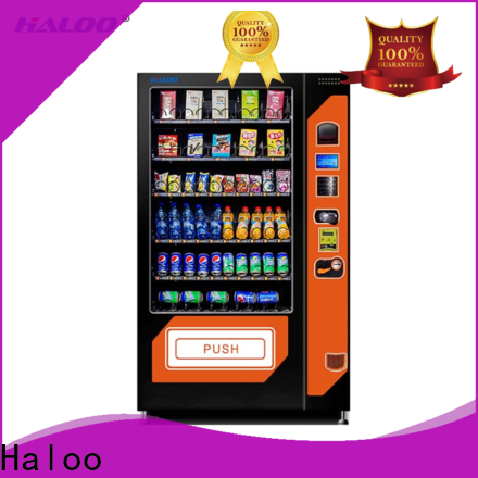 Haloo new soda snack vending with good price for drink