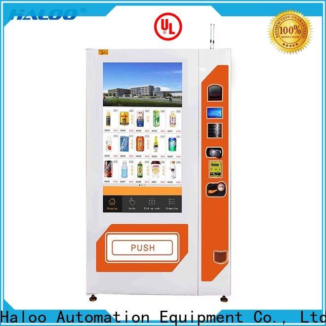 GPRS remote manage vending machine price wholesale