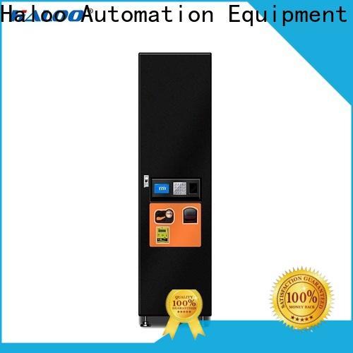 Haloo convenient soda vending machine wholesale