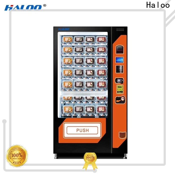 Haloo durable toy vending machine wholesale for fragile goods