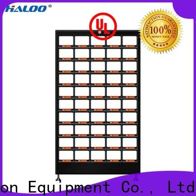 Haloo automatic snack machine series for drinks
