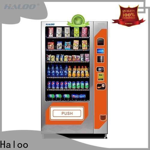 latest tea vending machine customized for food