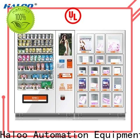 Haloo condom vending directly sale for adults