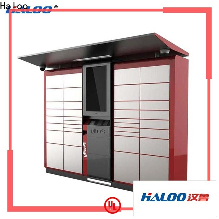 Haloo lucky box vending machine factory direct supply for lucky box gift