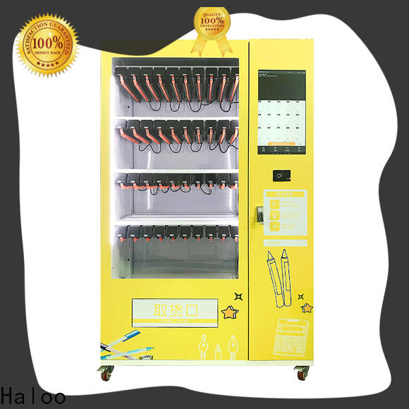power-off protection lucky box vending machine customized for garbage cycling