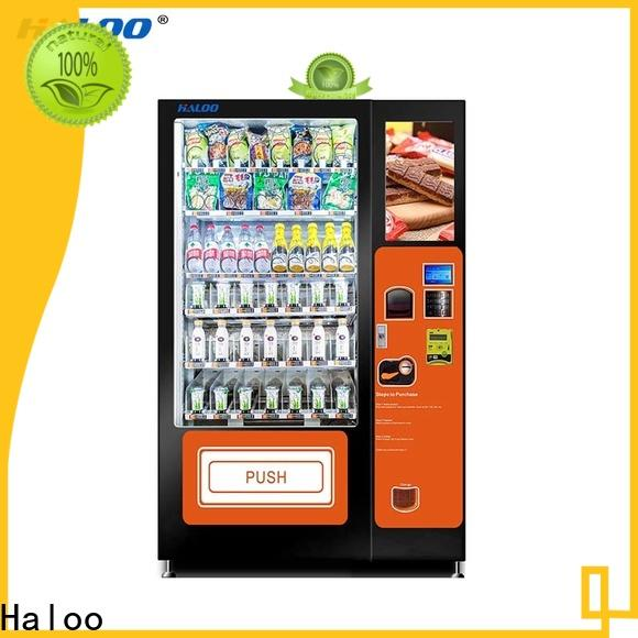 durable water vending machine design for fragile goods