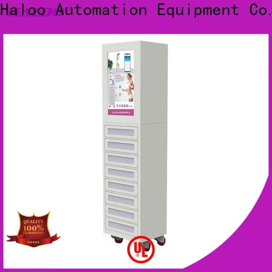 Haloo lucky box vending machine wholesale for lucky box gift
