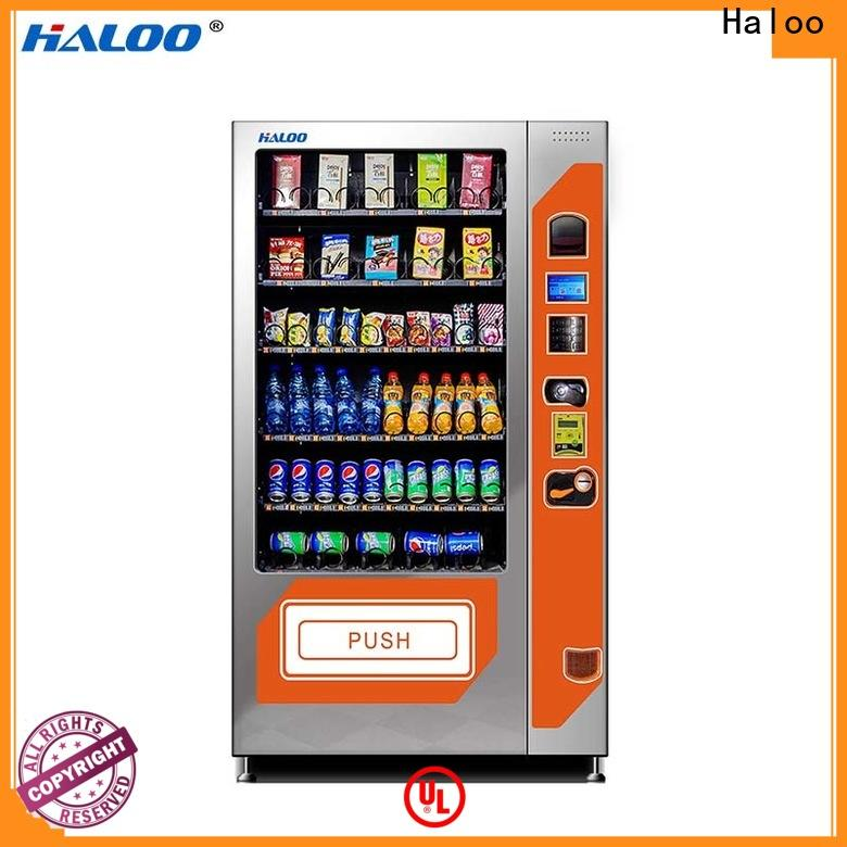 top soda snack vending with good price for drink