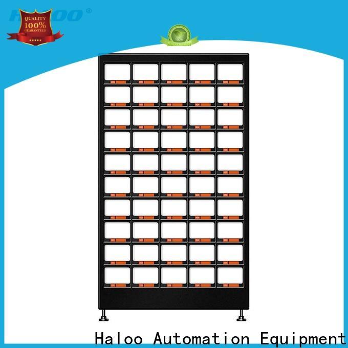 Haloo sandwich vending machine manufacturer for drinks