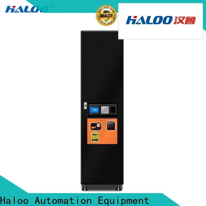 Haloo healthy vending machines series for shopping mall