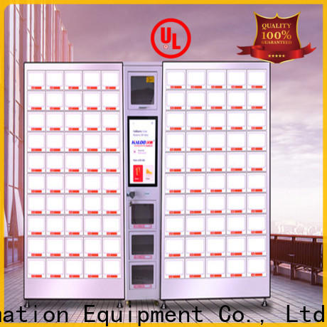 automatic food vending machines manufacturer for snack