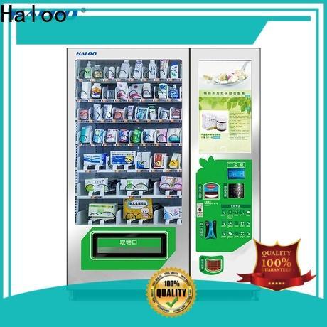 touch screen soda vending machine series for merchandise