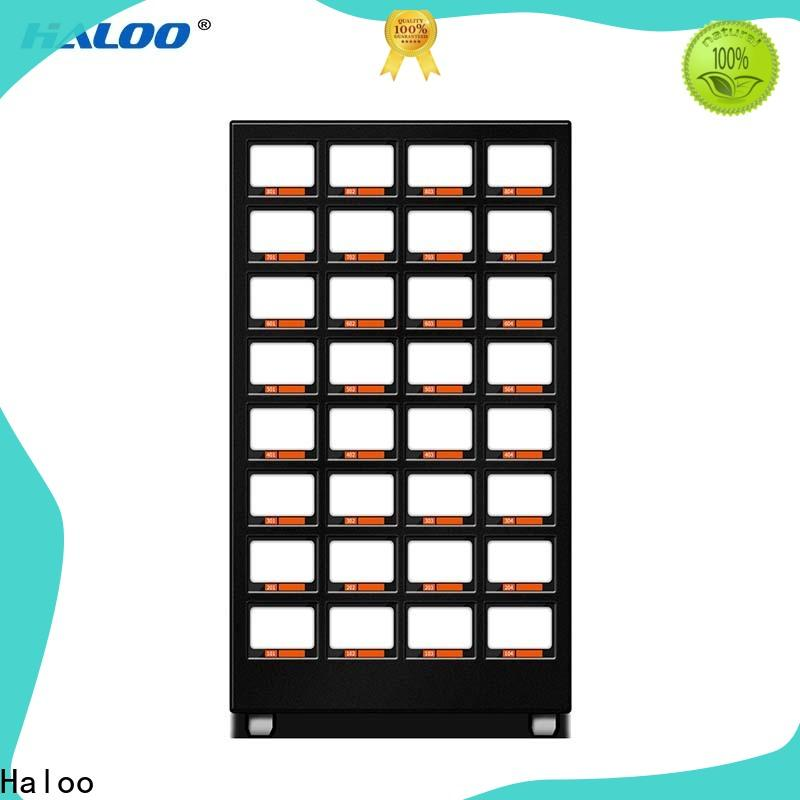Haloo professional healthy vending machine snacks series for adult toys
