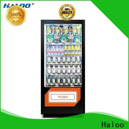 high capacity healthy vending machine snacks manufacturer for drinks