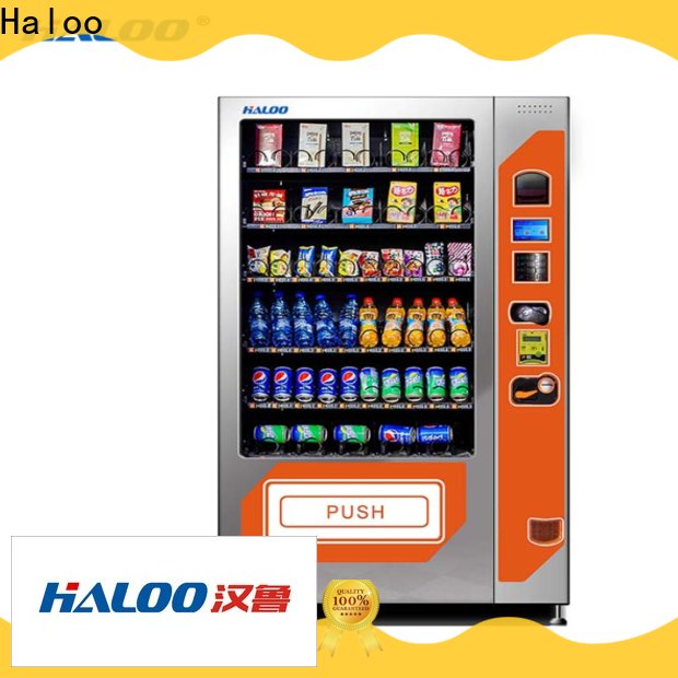 high-quality cold drink vending machine design for drink