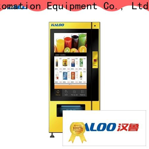 professional healthy vending machines series for shopping mall