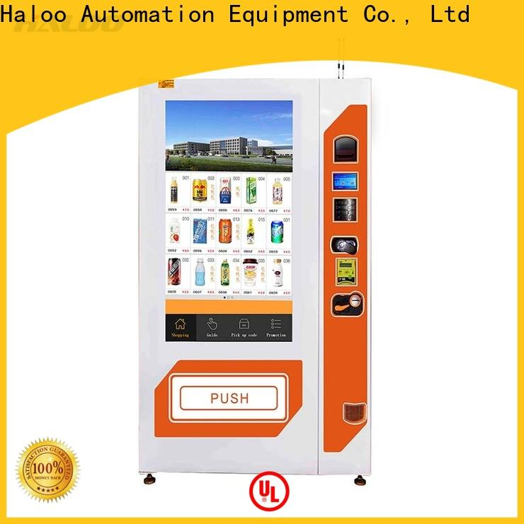 professional vending machine price series for shopping mall