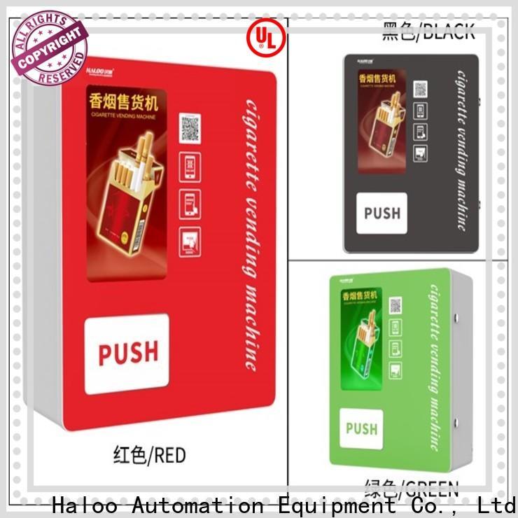 Haloo lucky box vending machine design for lucky box gift
