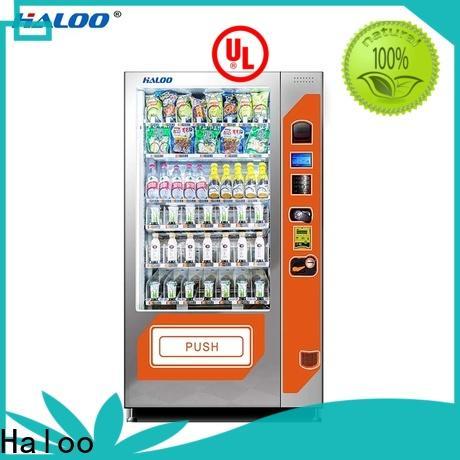 Haloo large capacity fruit vending machine design for red wine