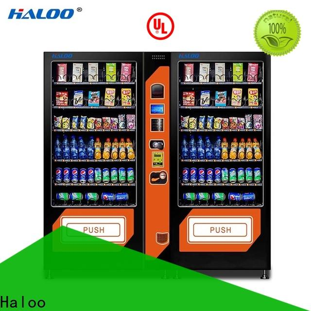wholesale combo vending machines customized for food
