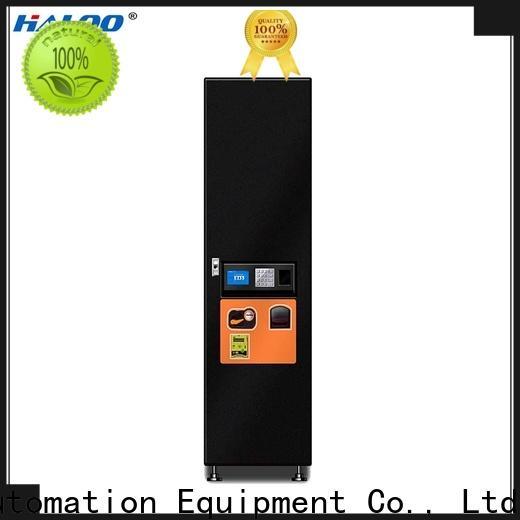 smart soda vending machine design for shopping mall