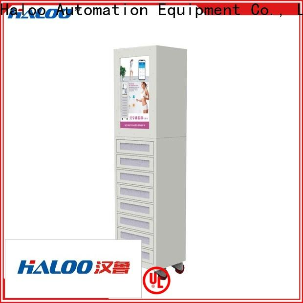 Haloo durable lucky box vending machine manufacturer for lucky box gift