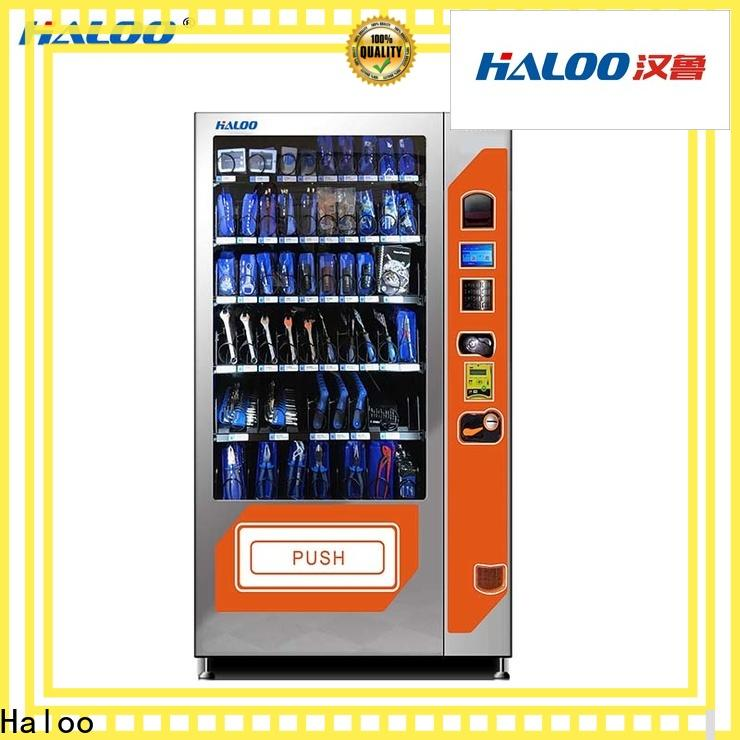 latest combo vending machines design for drink
