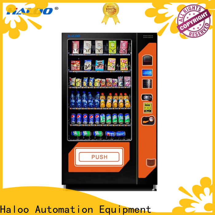 high-quality combo vending machines with good price for drink
