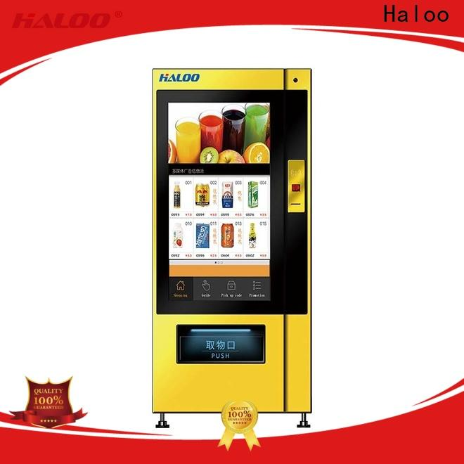 high capacity vending machine price design for shopping mall