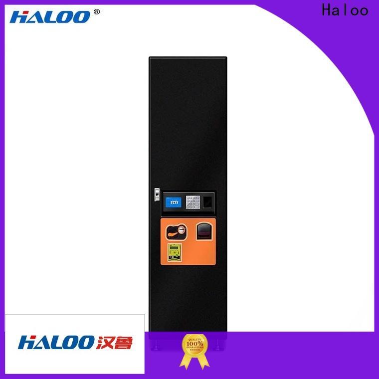 Haloo soda vending machine manufacturer for merchandise