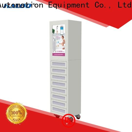 high capacity lucky box vending machine customized for lucky box gift