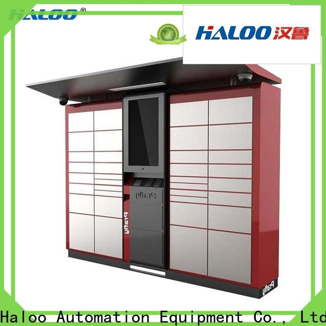 Haloo cigarette vending machine manufacturer for lucky box gift