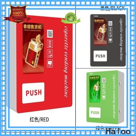 Haloo high capacity vending kiosk wholesale for lucky box gift