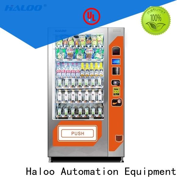 automatic fruit vending machine manufacturer for drinks
