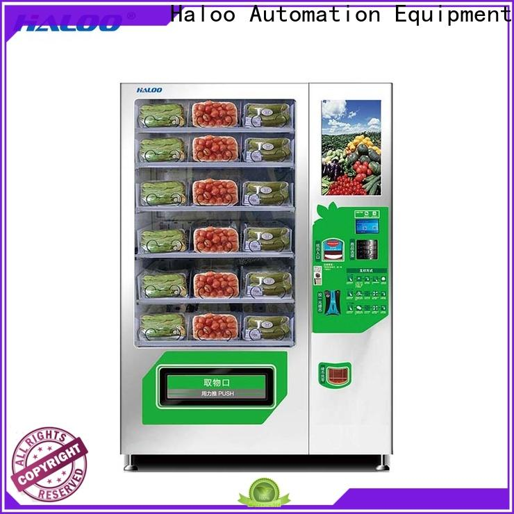 large capacity canteen vending series for red wine