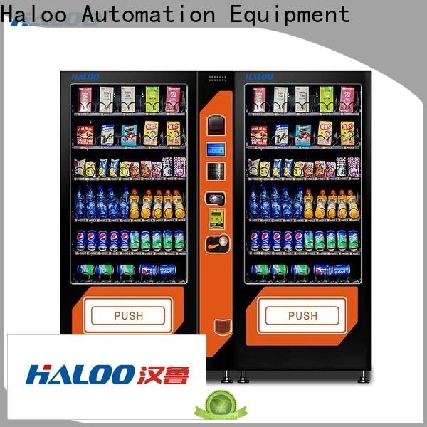 Haloo new chocolate vending machine design for food