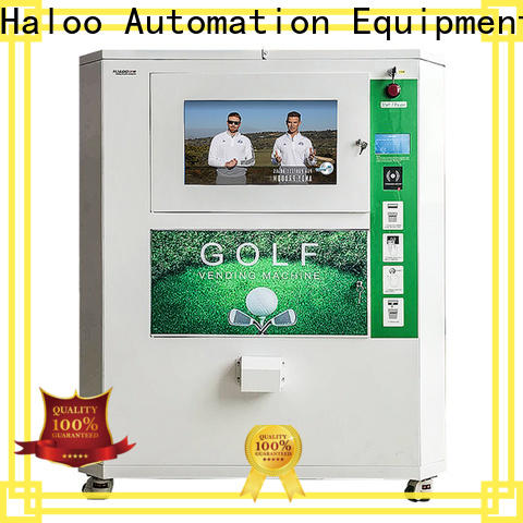 Haloo power-off protection vending kiosk manufacturer for purchase