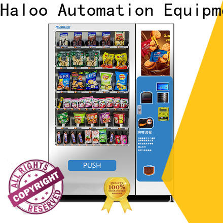 high capacity snack and drink vending machines for sale manufacturer