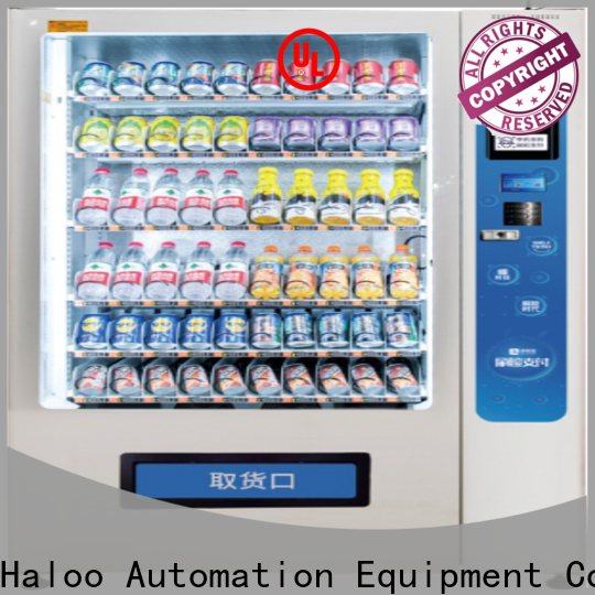 energy saving vending kiosk design for purchase