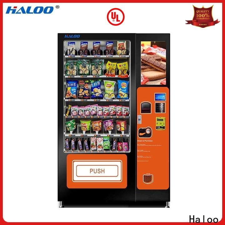 smart soda vending machine factory for shopping mall