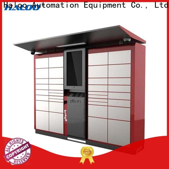 Haloo cigarette vending machine factory direct supply for garbage cycling