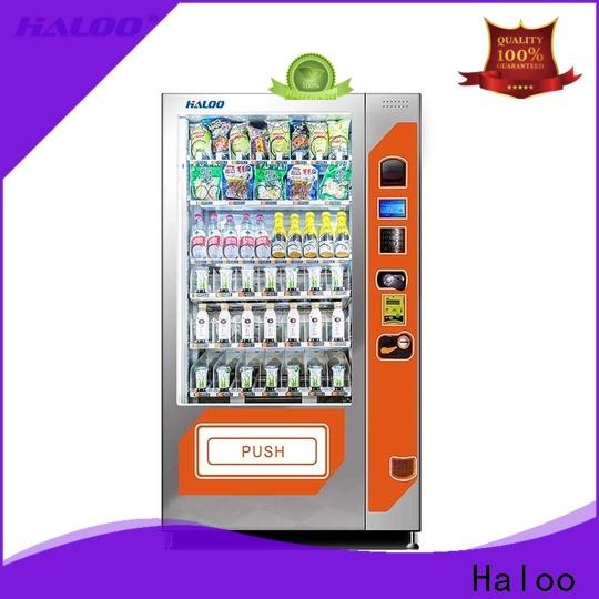 Haloo durable water vending machine series for red wine