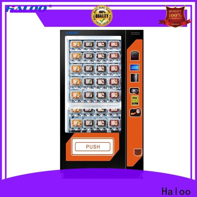 Haloo canteen vending wholesale for fragile goods