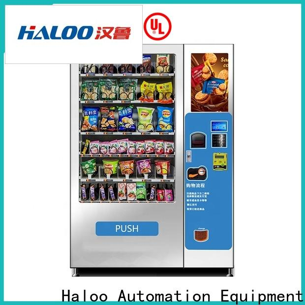 power-off protection snack and drink vending machines for sale design