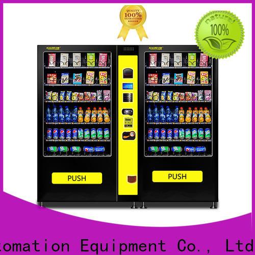 Haloo soda and snack vending machine wholesale