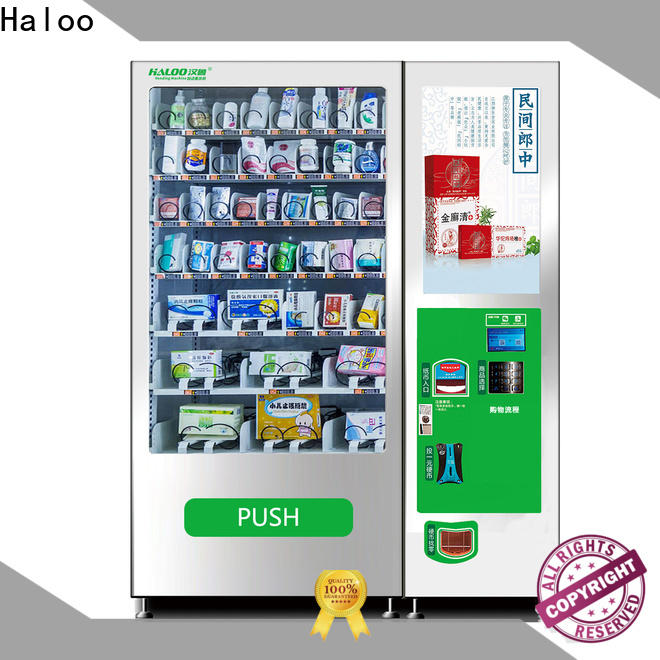 high quality snack and drink vending machines for sale design