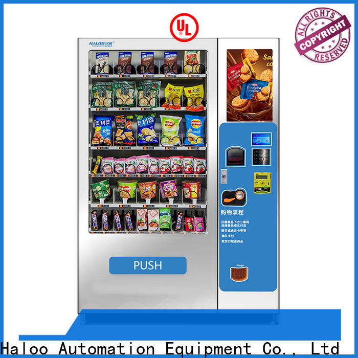 high capacity snack and drink vending machines for sale wholesale