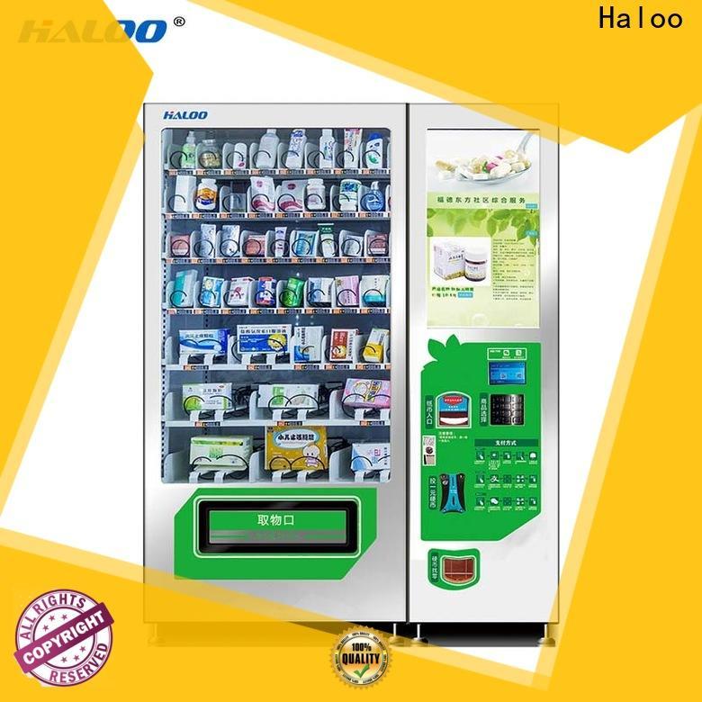 Haloo drink vending machine series